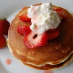 pancake-strawberry